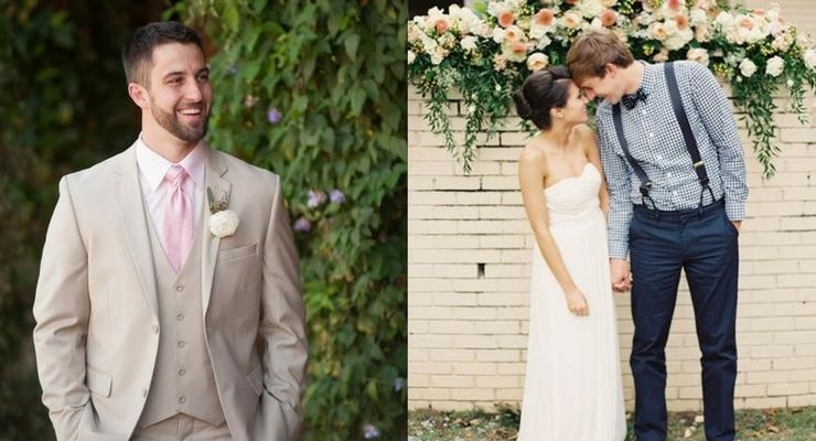 Ternos para Matrimonio Civil de Día en Lima