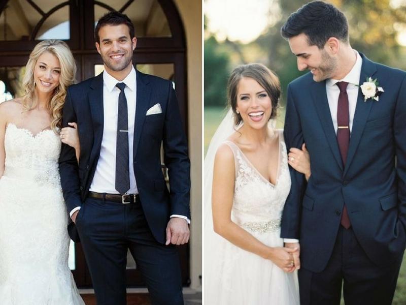 Trajes de novio para boda religiosa